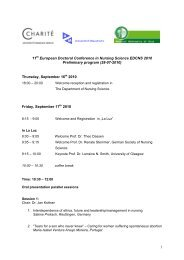 Preliminary program - Maastricht University