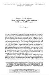 information in der fruehen neuzeit.pdf - KOPS