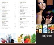 Barkarte - Park Inn Dusseldorf Kaarst