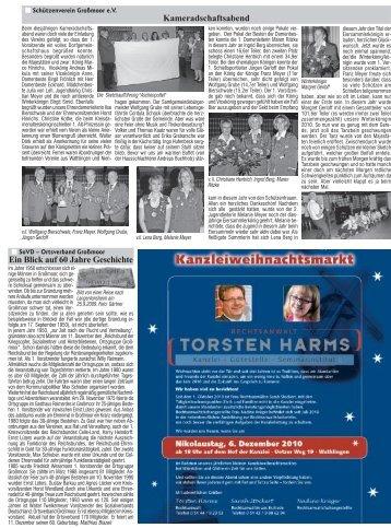Sport und Vereine - Wathlinger Bote