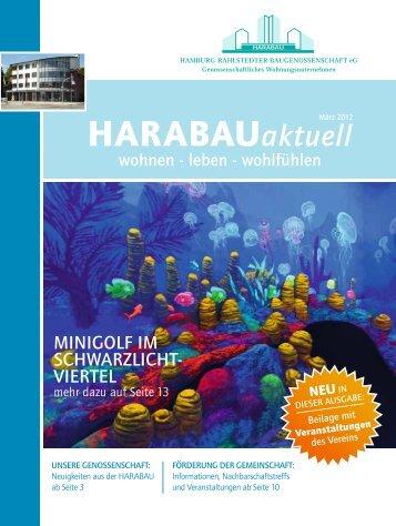 HARABAUaktuell - Hamburg-Rahlstedter Baugenossenschaft eG