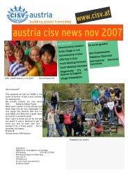 Ausgabe 2/2007 - CISV