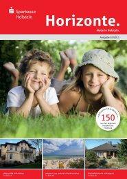 Ausgabe 02|2011 - Sparkasse Holstein