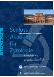 Schloss Akademie für Zytologie - NGGG