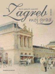 Besplatni primjerak Broj 24 • godina III • srpanj ... - Zagreb moj grad
