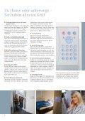 Sintony 60 – vereint Sicherheit und Design - Siemens Home Security - Seite 4