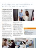 Sintony 60 – vereint Sicherheit und Design - Siemens Home Security - Seite 7