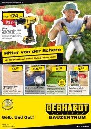 12-03-Beilage_ERL-ZIR-LA1-Kor6.indd - Gebhardt Bauzentrum