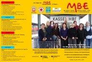 [MBE] von Caritas, DRK und Diakonie in Stadt und Landkreis Kassel