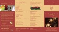 Unser Flyer - Metzgerei-Lehr ... Herborn ... Partyservice und Feinkost