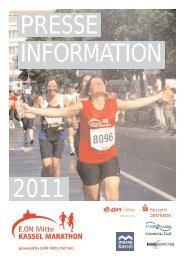pressemappe 2011.qxd - Kassel Marathon