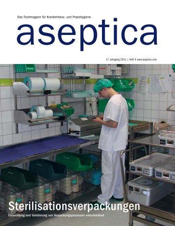 Ausgabe 4/2011 - aseptica