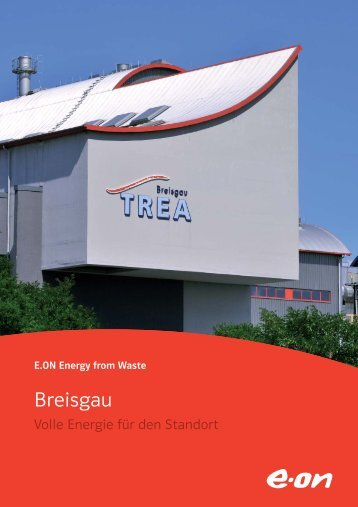 Broschüre: E.ON Energy from Waste Breisgau (PDF
