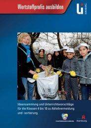 Wertstoffprofis ausbilden - Landesinstitut für Lehrerbildung und ...