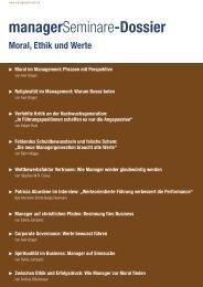 Moral, Ethik und Werte - Georg-W. Moeller