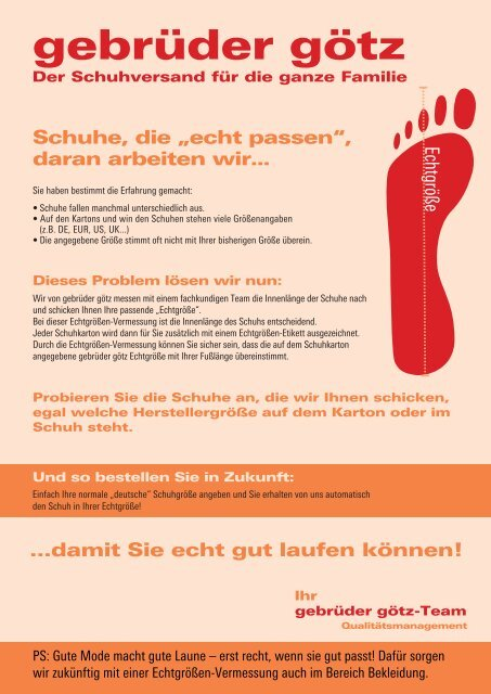 newest 9e8b9 8a401 PDF Version - gebrüder götz
