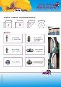 Fenster- Bespannung - Gebrueder Reinbold - Page 2