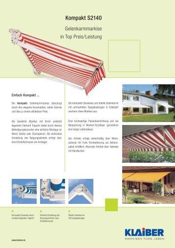 KL_88760_Kompakt S2140 - Gebrueder Reinbold