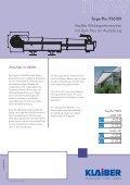 Targa-Plus PS6100 Flexible Wintergartenmarkise mit dem Plus an ... - Page 2