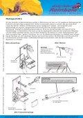 Montageanleitung Design Sun - Gebrueder Reinbold - Page 2
