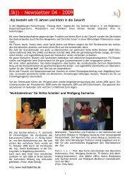 Newsletter der - lkj) Sachsen-Anhalt