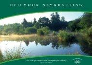 Das Naturphänomen mit einzigartiger Wirkung - Neydharting Moor