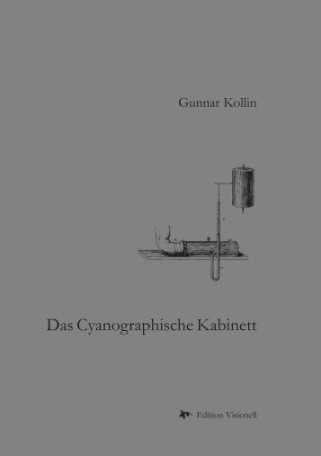 Das Cyanographische Kabinett - Gunnar Kollin