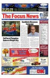 October 19, 2012 - The Focus News