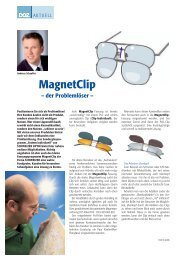 MagnetClip - Schweizer Optik