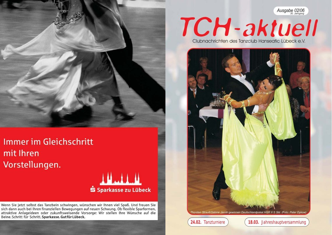 2 Free Magazines From Tc Hanseatic Luebeck De