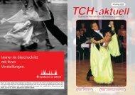 TCH-aktuell 02/06 - Tanzclub Hanseatic Lübeck eV