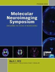 Molecular Neuroimaging Symposium at NIH, May - Molecular Imaging