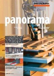 Kundenmagazin Nr. 1/2008 Jeder Werkstoff ein ... - Datwyler Rubber