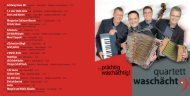 01 Achtung! Zone 30! Schottisch - Frowin Neff - quartett waschächt