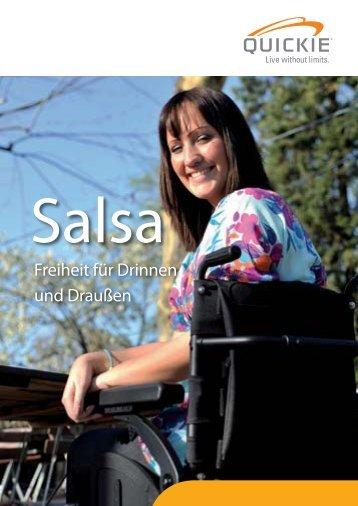 Quickie Salsa - Thiel & Scheld