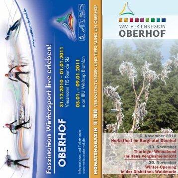 steak-house - Ferienregion Oberhof
