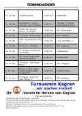Unsere Vorturner brauchen unbedingt Verstärkung! - TV Kagran - Page 2
