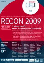 recon 2009 - IDS Scheer