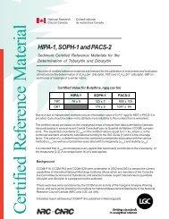 HIPA-1 - National Research Council Canada