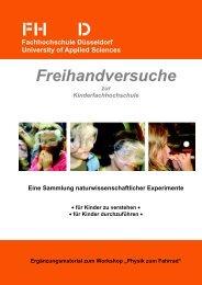 PDF, 2,54 MB - Fachhochschule Düsseldorf