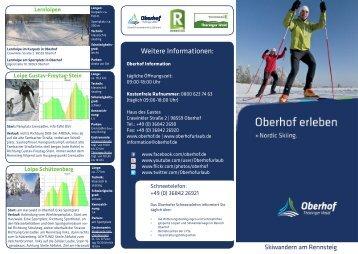 Nordic Skiing - Oberhof