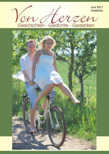 juni 2011 onlineausgabe.cdr - Von Herzen by Heyka Glissmann