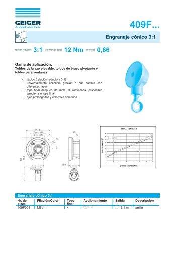 Para más información - Geiger Antriebstechnik