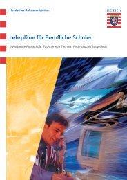 Lernbereich II und III / Baubetrieb / Hochbau / Stahlbetonbau / Tiefbau