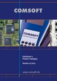 Distributor's Product Catalogue Version 01/2011 - RESoluCOM