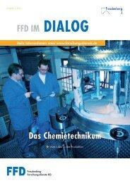 chemietechnikum - Freudenberg Forschungsdienste SE & Co. KG