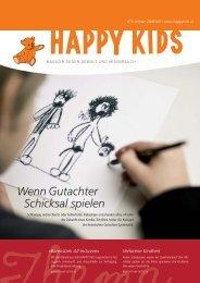 Wenn Gutachter Schicksal spielen - Happy Kids gegen ...
