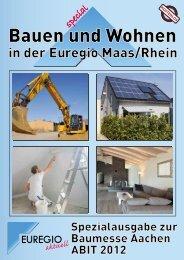 Bauen und Wohnen in der Euregio Maas/Rhein - Sparkasse Aachen