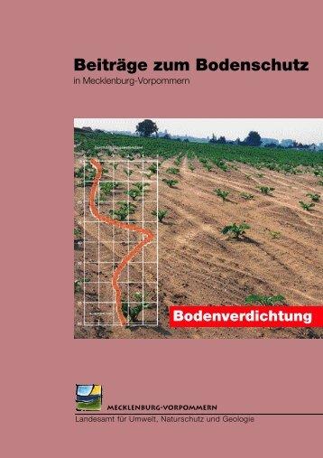 Bodenverdichtung - Landesamt für Umwelt, Naturschutz und ...