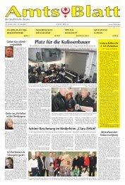 Amtsblatt Nr. 1 vom 04.01.2012 - Saale - Halle